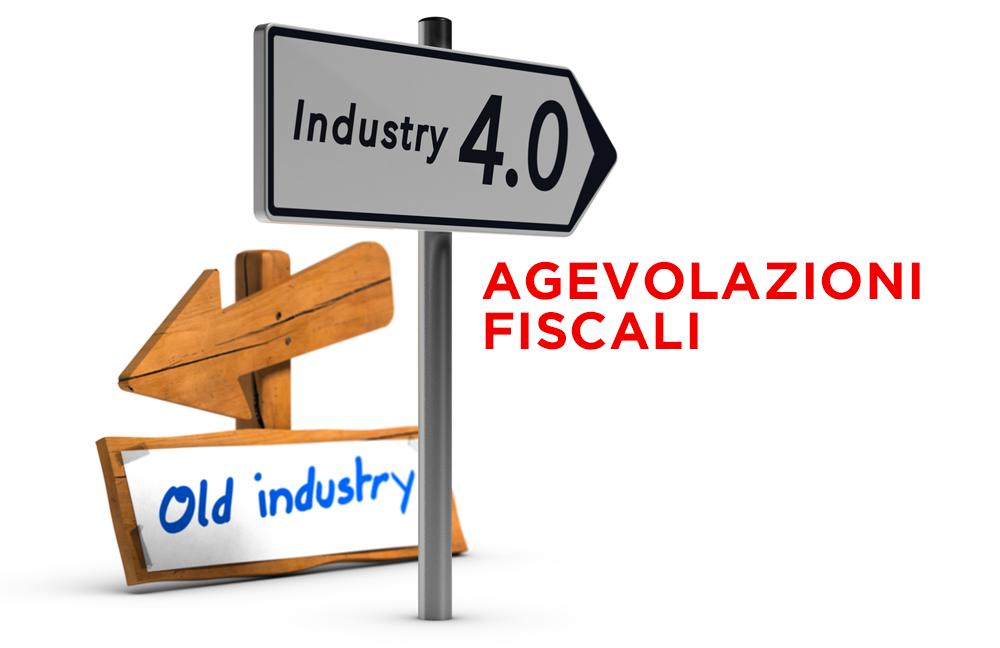 Agevolazioni fiscali Industria 4.0