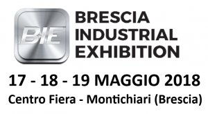 alla Fiera B.I.E. Brescia Industrial Exhibition